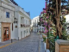 """Spring is rapidly heading towards summer in southern Spain and its definitely the right time for a Spanish vacation in the sunshine.  Let me introduce you to a charming and bohemian little town called Tarifa on the """"Costa de la Luz"""" or Coast of Light. ... http://dailytwocents.com/tantalizing-tarifa-on-spains-coast-of-light-video/"""