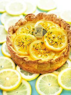 焼きたてチーズタルト専門店パブロから「さわやかレモンのチーズタルト」限定発売の写真1