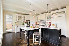 This cottage chic style kitchen by Refined LLC http://www.refinedllc.com/portfolio/cottage-chic