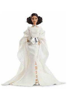 Star Wars Princess Leia X Barbie Doll Figure. Princess Leia Gift Ideas. Star Wars Gift Ideas For Barbie Doll Lovers. Birthday Xmas Gift Ideas For Women Girls. Star Wars Gift Ideas. Star Wars Lover Gifts. #StarWarsLoverGifts #PrincessLeiaDoll #StarWarsGiftIdeas