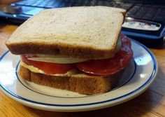 Taisen's tomato onion and cucumber sandwich Recipe -  Yummy this dish is very delicous. Let's make Taisen's tomato onion and cucumber sandwich in your home!