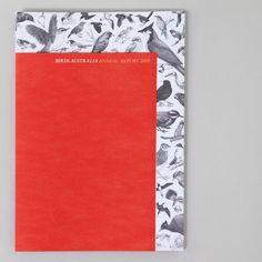BA Annual Report Design / PRINCIPLE DESIGN