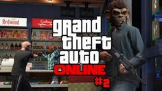 PARA DE BATER !!! GTA V Online #2