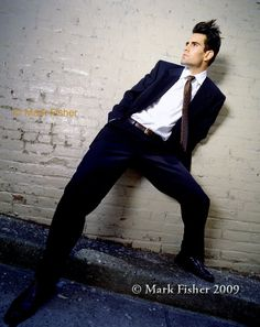 Mark Fisher American Photographer™ : male fashion photography :: location :: pose