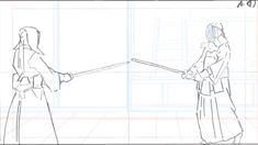 Storyboard Drawing, Animation Storyboard, Animation Sketches, Learn Animation, Animation Reference, Art Reference Poses, Sick Drawings, Pencil Test, Animation Tutorial