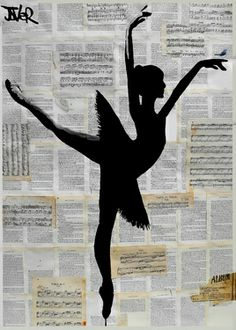 "Saatchi Art Artist Loui Jover; Drawing, ""poetry in motion"" #art"