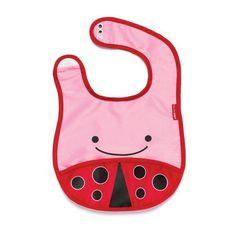 Skip Hop Zoo Bib, Ladybug by Skip Hop, http://www.amazon.com/dp/B005XHHFDK/ref=cm_sw_r_pi_dp_e-H6qb0R2ZMCV