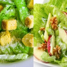 Croutons VS Walnuts: 10 Easy Food Swaps For A Tastier Low-Cholesterol Diet | Health.com