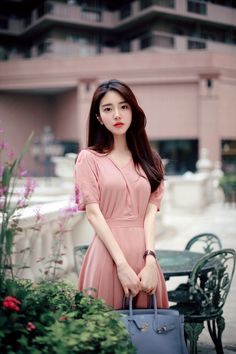 milkcocoa pink innocent dress