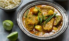Duck and Mango Curry | http://www.guardian.co.uk/lifeandstyle/2012/jun/22/duck-curry-recipe-lemon-rice#