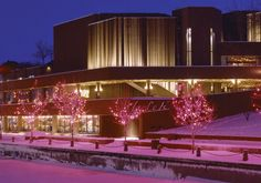 The striking exterior of the National Arts Centre, Ottawa, Canada's capital city. For more information about the National Arts Centre visit http://www.ottawatourism.ca/en/visitors/top-attractions/national-arts-centre
