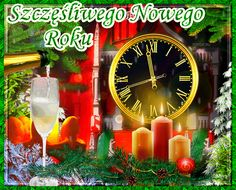 Szczęśliwego Nowego Roku