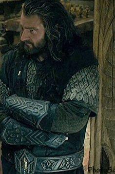 Thorin with #ArmitageArms