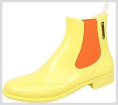 Exklusives Design, Farbe:Yellow / Orange;Größe:38 / UK 5