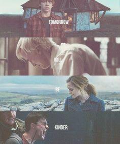 Ron Weasley, Draco Malfoy, Hermione Granger, Harry Potter! (Rupert Grint, Tom Felton, Emma Watson, Daniel Radcliffe)