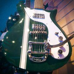 #gretsch G5135GL G.Love #corvette #electromatic #guitar #electricguitar