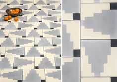 Exquisite Surfaces Native Tile Collection | Yellowtrace