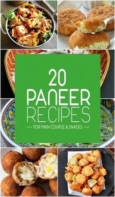 Paneer, also known as Cottage Cheese is a humble and versatile ingredient of Indian and South Asian cuisine and a favorite with Indians. Indians love panner in all types of foods – curries, snacks, fires, sandwiches and even in desserts. Being a dairy pro No Dairy Recipes, Veg Recipes, Indian Food Recipes, Asian Recipes, Vegetarian Recipes, Cooking Recipes, Healthy Recipes, Recipies, Vegetarian Cheese