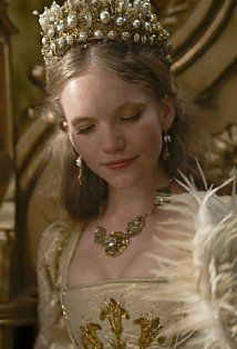 Tamzin Merchant - the only good thing about that season of The Tudors