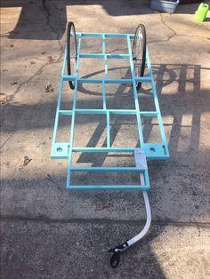 Bicycle Camper frame