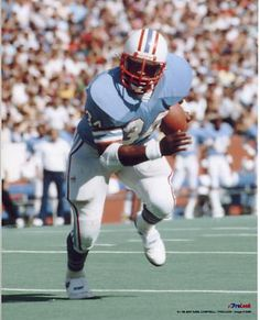 Earl Campbell Houston Oilers 8X10 Photo | BestSportsPhotos.com | Repinned by @keilonegordon