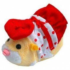 Zhu Zhu Pets Stylin' Outfit Polka-dot Dress and Hat by Cepia. $0.50. Fits all Zhu Zhu Pets. Cute little red dress with matching hat
