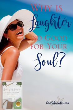 Laughter is good for the soul. Often we think of it as by-product of contentment and joy. Yet, the truth is that it is much more. It ushers in contentment and joy and serves as a mighty weapon against the negativity that traps us and the sorrow that threatens to steal our joy and our hope. Plus! Check out this new devotional (I'm a contributor!) and get your printable prayer, too ♥ Christian Post, Christian Women, Christian Living, Christian Faith, Christian Quotes, I Need Jesus, Soul Songs, Ushers, Sisters In Christ