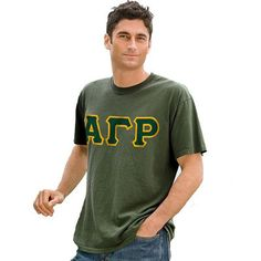 Pigment-Dyed Fraternity T-Shirt - Comfort Colors 1969
