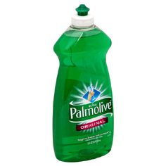 Palmolive Dish Soap, remeber Madge? I couldnt find anything of her