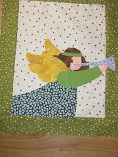 PASSIOONPATCH: TUTORIALES NAVIDEÑOS Christmas Nativity, Christmas Crafts, Xmas, Christmas Tree, Christmas Patchwork, Quilted Table Runners, Mug Rugs, Paper Dolls, Picnic Blanket