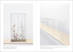 Interior pages. Junya Ishigami. How small? How vast? How architecture grows. Click above to see larger image.