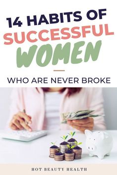 Wow! This list of financial habits of successful women is just the motivation I need to start my business. If I build these money habits, I know I can produce successful results in life. Really great personal finance and money saving tips to plan for your future!