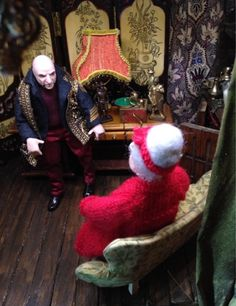 Life in Liisa's dollhouse : Lyydiamummon matka Helsinkiin