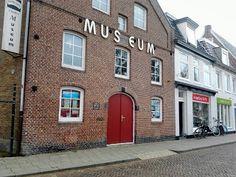 elzaborduur Pakhuis Koophandel het andere museum in Leeuwarden.