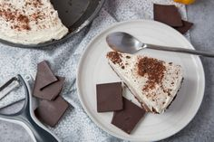 Maine: Chocolate Cream Pie