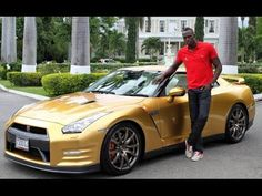 Usain Bolt's Car Collection - 2016 - YouTube