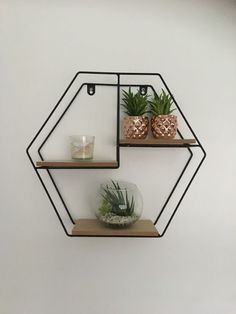 I love injecting our own style into the house and love our geometric shelves. – LJW 💋 I love injecting our own style into the house and love our geometric shelves. I love injecting our own style into the house and love our geometric shelves. Metal Furniture, Home Decor Furniture, Diy Home Decor, Love Shelf, Geometric Shelves, Bedroom Decor, Wall Decor, Shelf Design, Home Decor Accessories