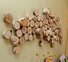 troncosuebles de Madera Reciclada, Ideas para Reciclar Troncos