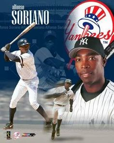 .Alfonso Soriano -OF