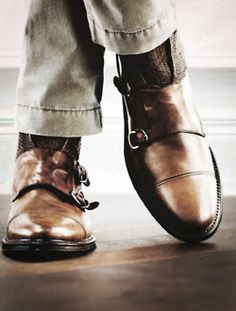 Nice shoes :)