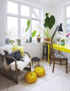 Wow. That lovely #yellow just stole my heart!