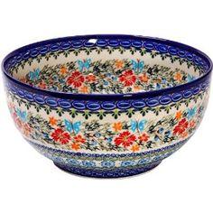 polish pottery I love