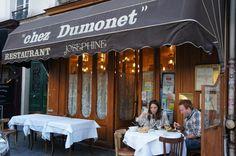Chez Dumonet (Josephine), 117 Rue Cherche Midi