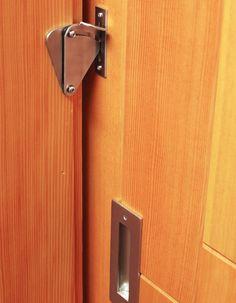 Teardrop Privacy Lock for Sliding Doors & Sliding Door Hardware HB695 Privacy Lock - Halliday Baillie | Barn ...