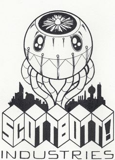 ScottBott T-shirts available!