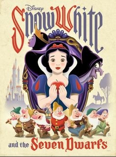 New Rewards! Bring home this unique poster of the first Disney princess by reknown artist Eric Tan: http://www.disneymovierewards.go.com/rewards/dmr-excl-poster-snow-white-eric-tan-8338?cmp=DMR|PIN|Reward|EricTanSnowWhite