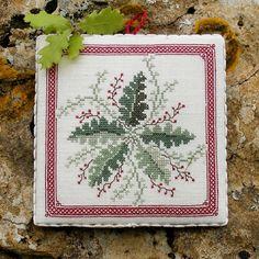 Quercia From Renato Parolin - Cross Stitch Charts - Cross Stitch Charts - Casa Cenina