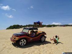 D&D Mundo Afora: Passeio de buggy em Natal, Rio Grande do Norte