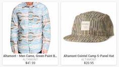 SAVE on shopping #Altamont for #Men