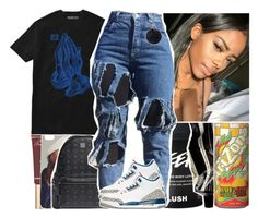 """""""Boomin x Fetty Wap"""" by chynelledreamz ❤ liked on Polyvore featuring MCM, Aesop and MANGO"""